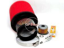 Honda QUAD Service Kit fits TRX500 FM FE FOREMAN 06 -16 OIL filter, spark plug