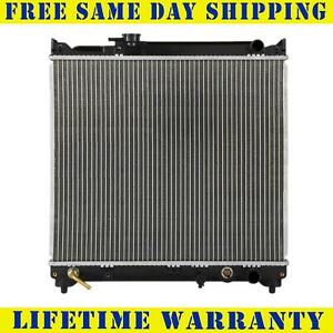 Radiator For 1993-1998 Suzuki Sidekick Geo Tracker 1.6L 4CYL Fast Free Shipping