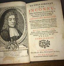 SAINT-HYACINTHE. CHEF D'OEUVRE D'UN INCONNU 1754