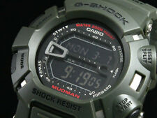 Casio G-Shock Mens Digital Wrist Watch Mudman G9000-3V  G-9000-3V Green Digital