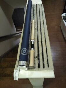 """Thomas and Thomas 10'0"""" 4 piece 7wt. Switch fly rod, brand new with lifetime war"""