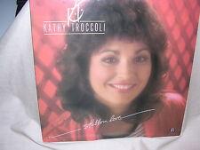 Kathy Troccoli Stubborn Love Reunion Records RRA0001 NM / VG +