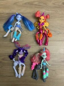 Monster High Frightmares-lot of 4-some RARE HTF-Retired dolls-