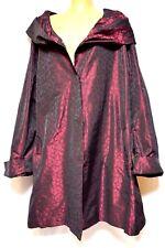 TS jacket TAKING SHAPE plus sz S Brooklyn Coat REVERSIBLE Fur Coat
