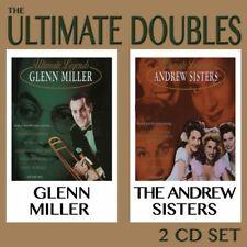 Glennn Miller, Andrew Sisters - Ultimate Doubles CD #1970871