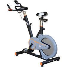 HOMCOM Cyclette Fitness Professionale Allenamento Aerobico 8 Livelli di