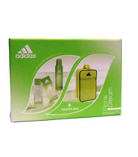 Set donna ADIDAS FLORAL DREAM profumo edt 50ml + deodorante spray 150ml + beauty