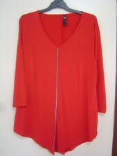 Quality Sue NEW!! SMART STRETCHY TS 14+ TAKING SHAPE 3/4/sl TOP Plus size S/18