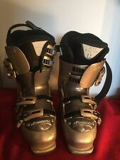 Nordica Women's Ski Boots Trend07 Size 23.5 Made in Italy EXCELLENT