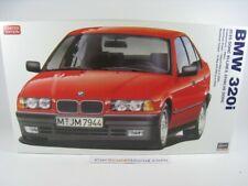 BMW 3 SERIES E36 4 DOORS 320i 1/24 HASEGAWA (KIT ASSEMBLY)