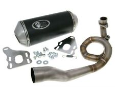 Vespa GT125 Exhaust System Turbo Kit GMax
