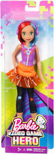 NEW Barbie Video Game Hero Multi Colored Hair Headphone Doll