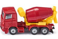 Scania R Series Cement Mixer Truck Red SIKU 0813 1:87