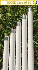 3000K Bloom Harvest Sunlight Bulbs F54T5HO Fluorescent 54Watt 4' T5 Lamp(Qty 50)