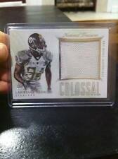 LAWRENCE TIMMONS 2015 NATIONAL TREASURES COLOSSAL PRO BOWL GU JERSEY PATCH /49!!