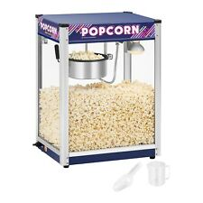 Popcorn Maker New Professional Popcorn Machine Commercial Popcorn Maker 220V 8oz