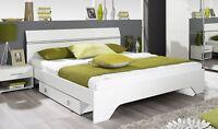 Rauch 'Fellbach' Range German Made Bedroom Furniture. White