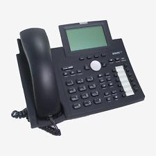 Snom 370 Schnugebundenes IP VoIP Komfort-Telefon mit LCD-Display