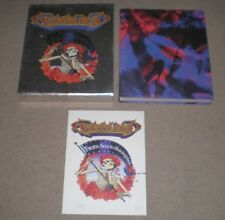 GRATEFUL DEAD Illustrated Trip LIMITED NUMBERED 1ST ED HARDCOVER BOOK 606/1000