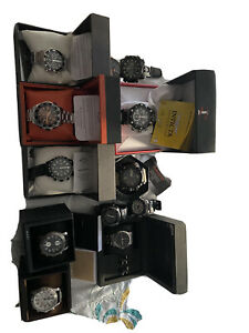 Collection Of Twelve Watches For Sale. Hardly Worn . Some Only Once For A Short