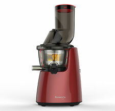 Kuvings Big Mouth Silent Cold Press Red Juicer LATEST MODEL C7000 20Yrs Warranty
