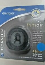 Westcott 15263 TrimAir Rotary Replacement Blade