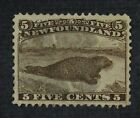 CKStamps: Canada Stamps Collection Newfoundland Scott#25 Used