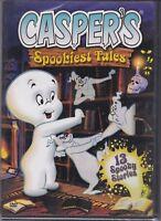 Casper's Spookiest Tales (DVD, 2005)