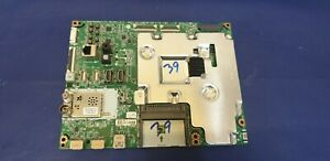 "MAIN BOARD  LG 60SJ850V 60"" TV EBT64598803 EAX67032904 (1.0) SCREEN LC600EQF"