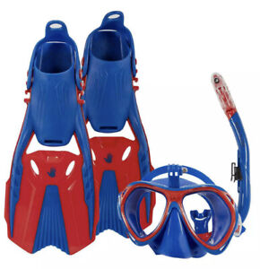 Body Glove, Youth Kids Water Sports Snorkel Set, Pool Lake Beach Size: XXL