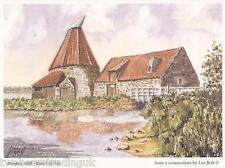 Postcard: Les Bott - Preston Mill, East Lothian (Pilkington Family Trust)