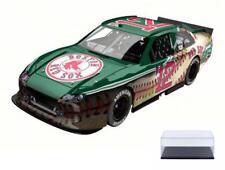 DIECAST CAR & CASE BOSTON SOX 2012 FORD FUSION FENWAY PARK 100 YEARS NASCAR 1/24