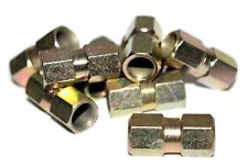 "2 Way Female Brake Pipe Tube Connectors Qty 10 PK M10 10mm 3/16"" Pipe BPN21"