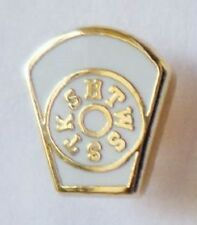 key stone lapel badge mark master mason freemason masonry the mark small
