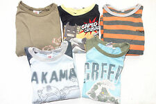 LEGO WEAR Paket 5 Shirts T-Shirts für Jungs 104 - 122 guter Zustand viele Fotos