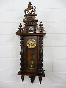 Antique Junghans Wall Clock Antique German Clock Regulator