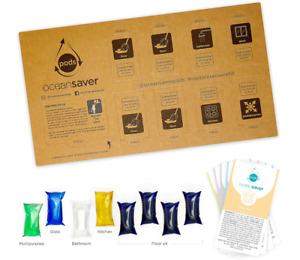 OceanSaver Refill pods 8 pack *Plastic Free*