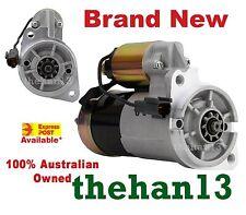Starter Motor to fit Nissan Pathfinder D21 3.0L Petrol V6 (VG30E) 1992-1997