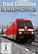 Train Simulator - Railworks 2010 von Rough Trade Softwar...   Game   Zustand gut