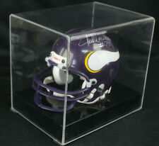Chuck Foreman, Jim Marshall & Paul Krause Autographs Signed Vikings Mini Helmet
