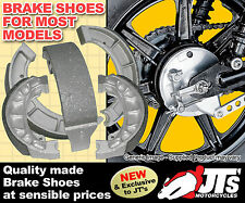 FRONT BRAKE SHOES VB206 TO SUIT YAMAHA RD200 (Drum) (72-75) RD 200