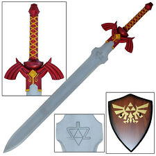 Legend of Zelda Shadow Master Fantasy Sword Red Version Video Game Replica