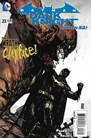 Batman The Dark Knight Comic Issue 23 The New 52 Modern Age First Print 2013 DC