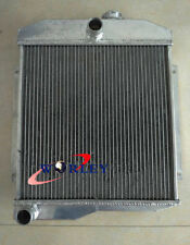 Aluminum radiator for Jeep CJ5 CJ6 DJ5 DJ6 2.2L petrol 1955-1971 manual