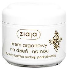 ZIAJA krem arganowy ARGAN CREAM Creme dry skin trockene Haut Anti-wrinkle Falten