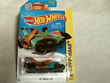 Hot Wheels 2015 HW Off-Road Sky Show Jet Threat 4.0 Treasure Hunt  95/250 CFK48