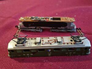 Minitrix N - 51293600 - Locomotive électrique - 11428 Ae 6/6 - SBB-CFF