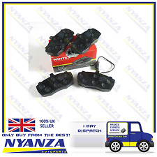 London Taxi LTI Taxi Negro Genuino TX4 Mintex Delantero Pastillas De Freno OE O.E MDB2859
