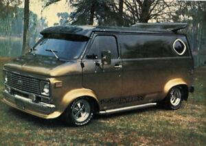 71-95 Chevrolet / GMC Van SHOWCARS Fiberglass Deluxe Cab Sun Visor  (SV044)