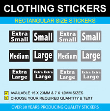 Rectangular Size Stickers